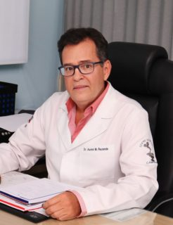 Dr. Áureo Mendes Rezende
